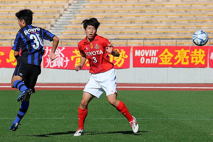 高円宮杯U-18サッカーリーグ2016...