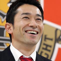 1月11日(水)、トヨタスポーツセンター内クラブハウスにて、玉田圭司選手移籍加入記者会見を行いました。(17.1.11)