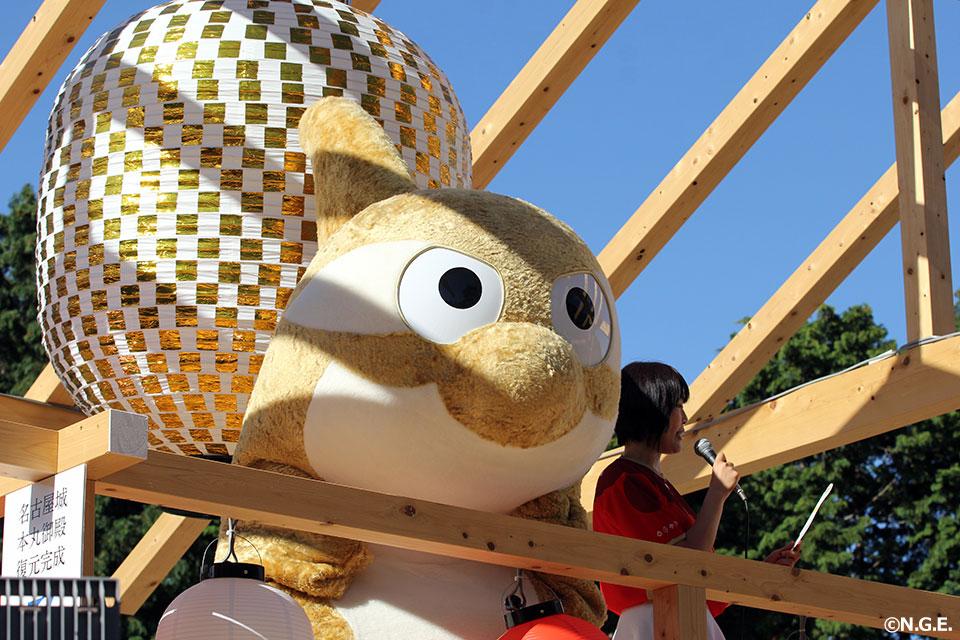 名古屋 城 夏 祭り 2019