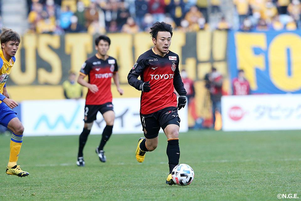 明治安田生命J1リーグ 第1節:仙台vs名古屋(20.2.22)