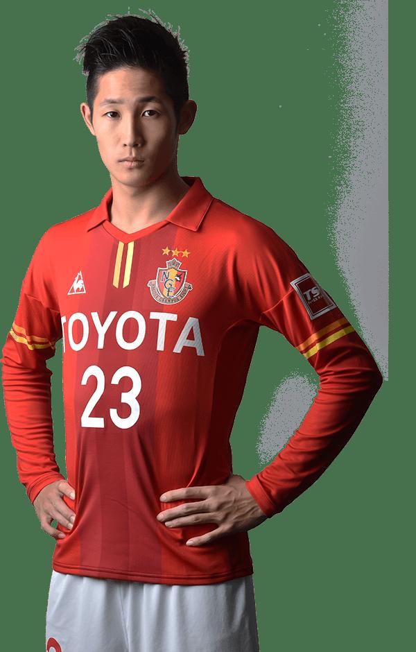 青木 亮太 | 選手・スタッフ | チーム | 名古屋グランパス公式サイト