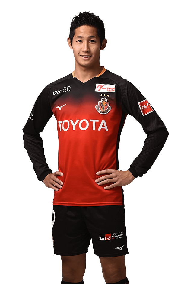 青木亮太 | 選手・スタッフ | チーム | 名古屋グランパス公式サイト ...